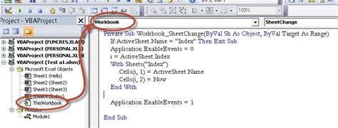 Get Active Worksheet Name Vba Breadandhearth