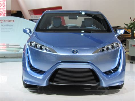 Electric Car Fuel by Hydrogen Fuel Cell Cars Still Important Automakers Say