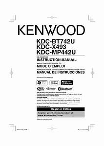 Wiring Diagram Kenwood Kdc Mp442u