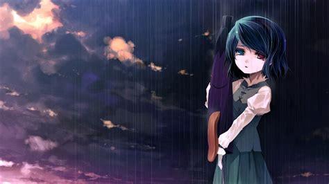 Sad Anime Girl Wallpaper Sad Anime Boy Wallpaper