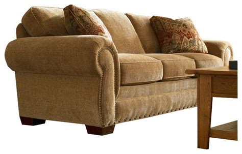 broyhill cambridge sofa beige broyhill cambridge three seat sofa with attic heirlooms