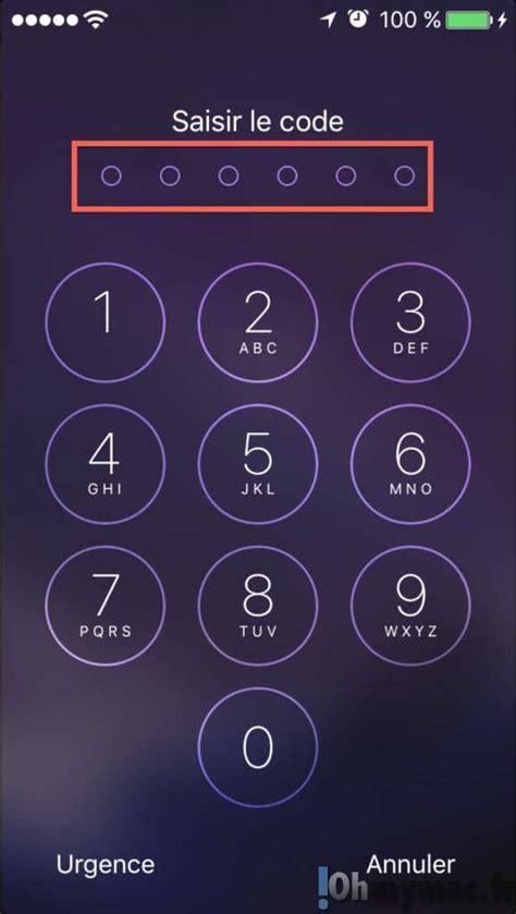 iphone codes ios 9 s 233 curiser iphone avec un code de