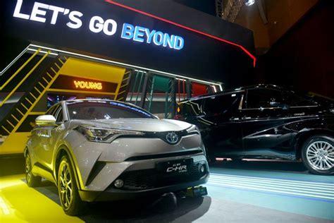 Momentum Toyota by Dua Momentum Toyota Manfaatkan Pameran Iims 2019 Okezone