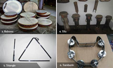 Pada setiap sisinya terdapat logam bulat tipis dipasang rangkap. 10 Contoh Alat Musik Ritmis, Gambar, dan Keterangannya   Lensa Budaya