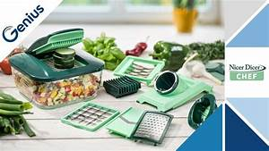 Nicer Dicer Einsätze : genius nicer dicer chef tv infomercial youtube ~ Eleganceandgraceweddings.com Haus und Dekorationen