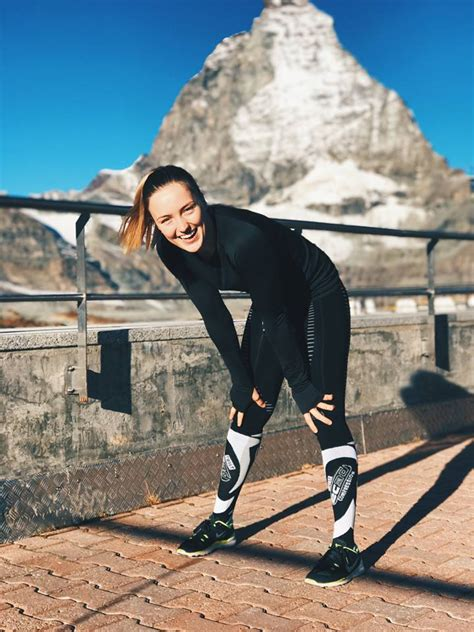 olympic medalist justine dufour lapointe shows