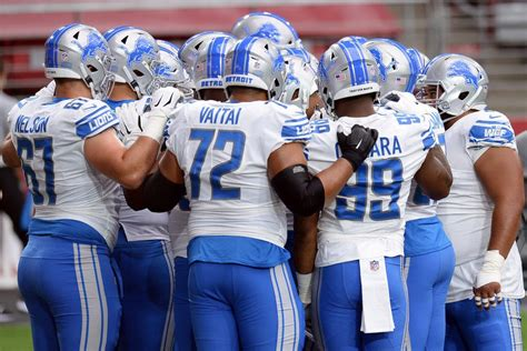 Detroit Lions' Week 6 Inactives: Ragnow to Play Sunday ...
