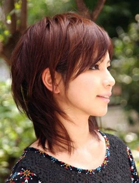medium asian hairstyles ideas  pinterest