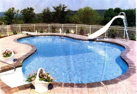 vinyl swimming pools images  pinterest pools