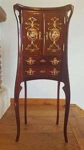 Art Nouveau Mobilier : meuble art nouveau autres meubles ~ Melissatoandfro.com Idées de Décoration