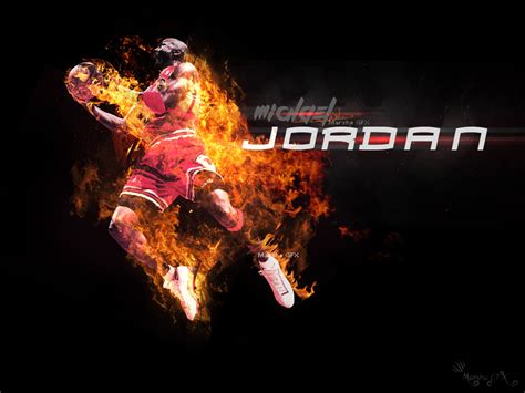 Michael Jordan Wallpaper By Marshadhita On Deviantart