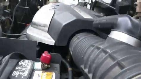 acura mdx engine knock youtube