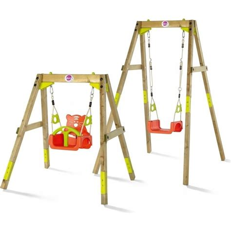 Toddler Swing Set by Plum Outdoor Toddler Wooden Growing Swing Set Buy