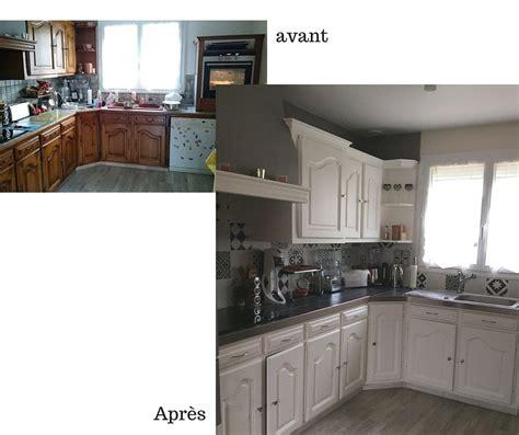 mur cuisine aubergine 15 cuisines avant apres eleonore déco