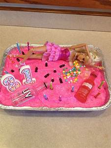 Drunk Barbie 21st Birthday Cake | I'm feeling 21 ...