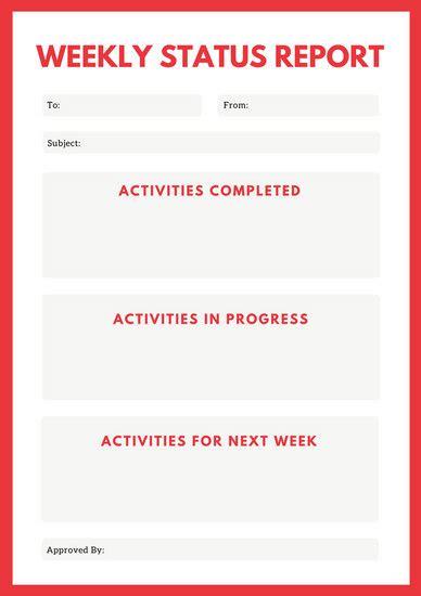customize  report templates  canva