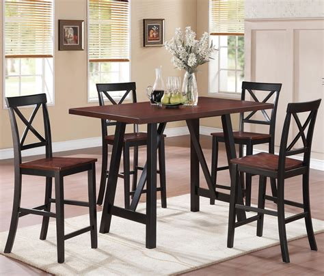 counter height table height small counter height table stool set jen joes design
