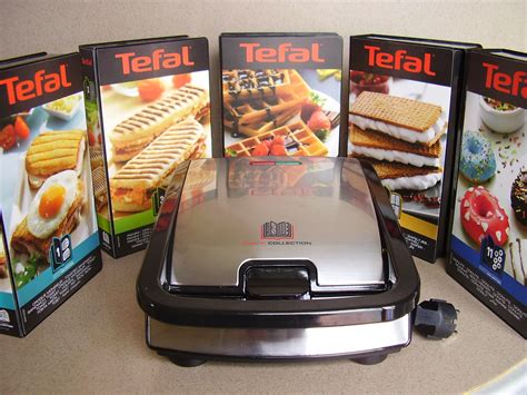 table cuisine bistrot tefal snack collection toque de choc