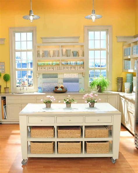 Craft Upholstery by The Martha Stewart Show Set Tour Martha Stewart