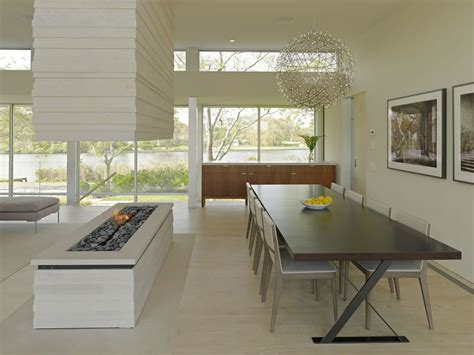 house   pond interiors stelle lomont rouhani architects award winning modern