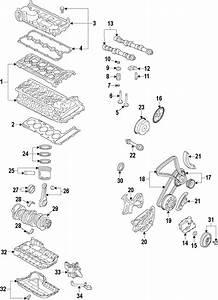 2013 Volkswagen Passat S Sedan 2 5l 5 Cylinder M  T Engine