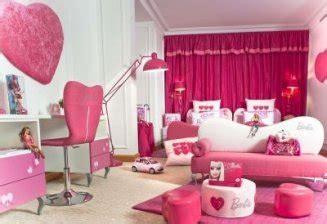 Décoration Chambre Fille Barbie