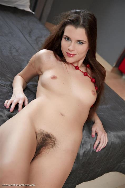 Brunette Teen Jasna Strips Naked And Gives You Her Hairy Pussy Coed Cherry