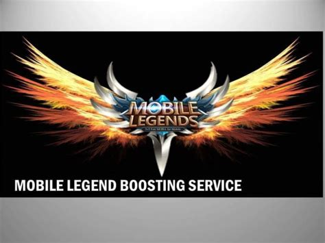 Boost Your Mobile Legend Account For 5dollar Per Tier Up