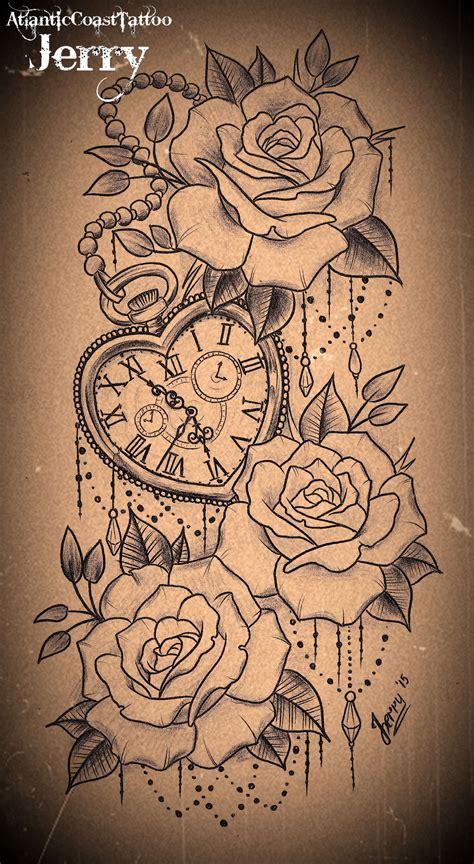 heart shaped pocket   roses tattoo design tattoos pinterest pocket  tattoo