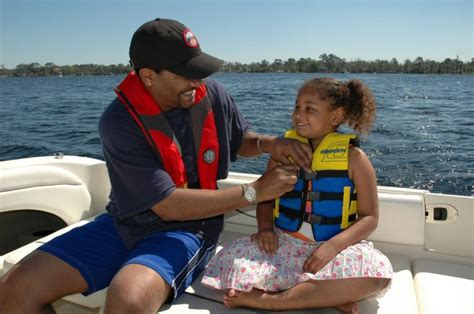 Boat Safety Jackets by Boat Safety 101 Wear An Approved Jacket Williamson