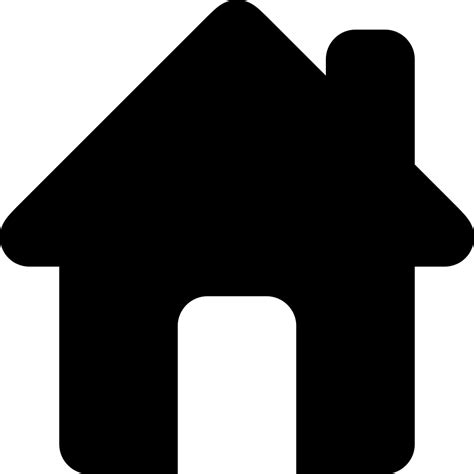 home icon black and white file home icon svg wikimedia commons