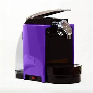 Pad Maschine Test : moderne espressomaschine violett chrom f r e s e pad ~ Michelbontemps.com Haus und Dekorationen