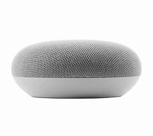 Buy GOOGLE Home Mini - Chalk | Free Delivery | Currys