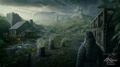 Feudal Medieval Wallpapers Realistic Mmo Games Indiegogo