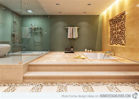 modern bathrooms ideas 15 bathroom design variations home design lover