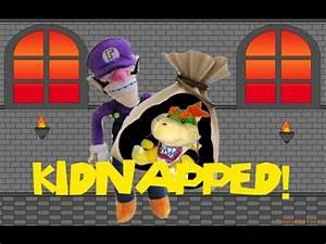 Bowser Jr. Gets Kidnapped! - YouTube