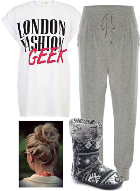 Lazy day outfit on Tumblr