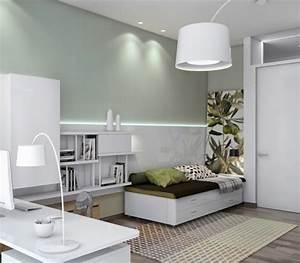 Kleines Gästezimmer Einrichten : g stezimmer mit b ro einrichten ~ Eleganceandgraceweddings.com Haus und Dekorationen