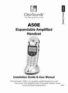 A50e Manuals
