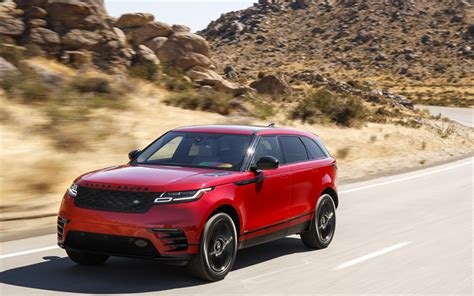 Land Rover Range Rover Evoque 4k Wallpapers by Wallpapers 4k Range Rover Velar R Dynamic Road
