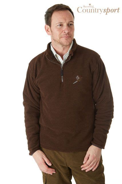 Sherwood Forest - Country Clothing Hanford Fleece SF-FCM ...
