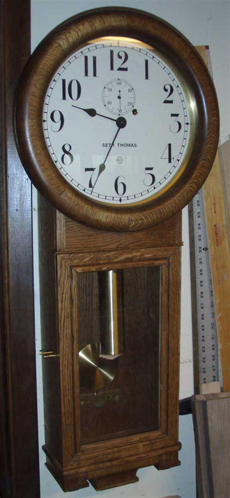 homemade wall clock woodworking blog  plans