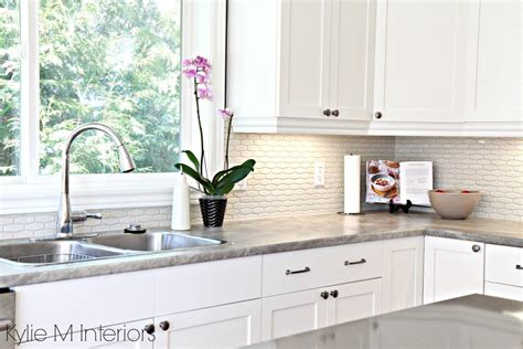 white formica kitchen cabinets our kitchen makeover no more maple 1302