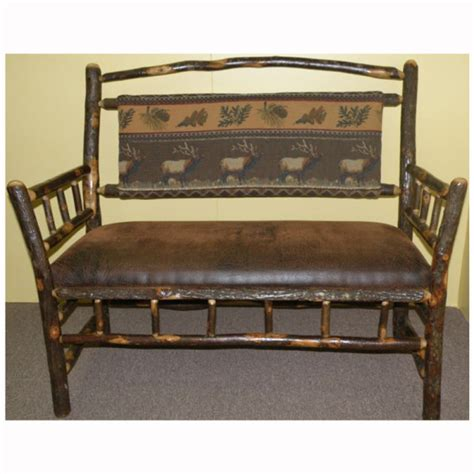 bench with back home wood furniture rustic bench with back home wood furniture Rustic
