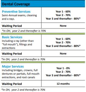 time seniors  purchase dental insurance