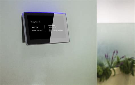 house automation android poe tablet with temperature humidity sensor of szsibo net