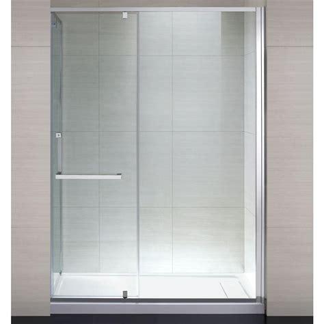 schon brooklyn      semi framed shower
