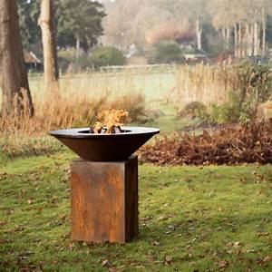 OFYR Outdoor Fire Sculpture The Baum List