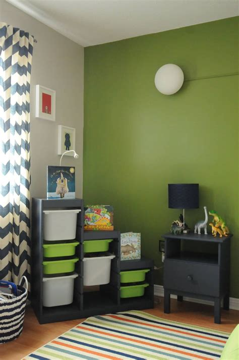 josephs chagne toddler room on a budget