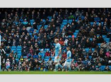 Manchester City manage record attendance at Etihad Stadium
